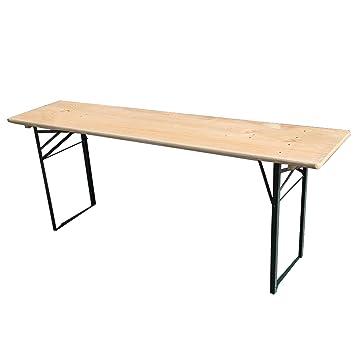 Tisch Bierzeltgarnitur.Amazon De Tisch Für Bierzeltgarnitur Biertisch