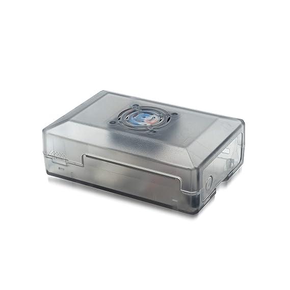 Amazon.com: loverpi Active PC Media Center carcasa para ...
