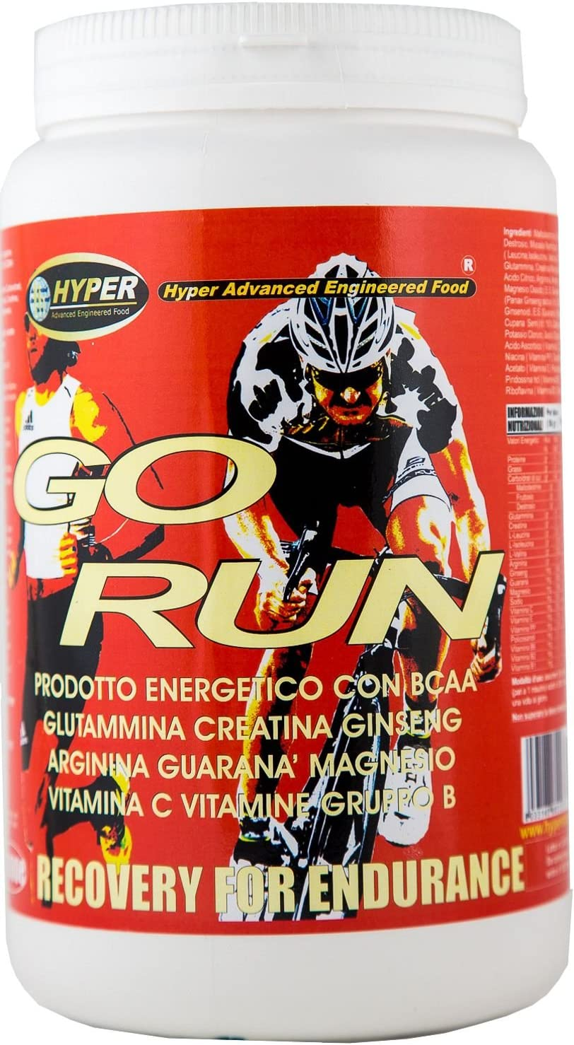 Energético Ciclismo 1000 GR Suplemento con : Aminoácidos de Cadena Ramificada BCAA La Creatina Glutamina Arginina Beta Alanina Ginseng Guarana ...
