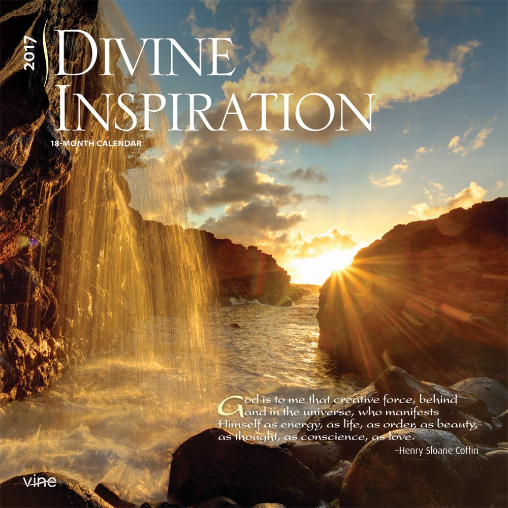 Read Online Divine Inspiration 2017 Square Vine pdf epub