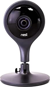 Nest Cam Indoor, Model: NC1102ES - Black