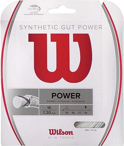 Wilson Synthetic Gut tennis strings