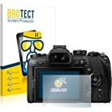 BROTECT Glass Screen Protector for Olympus OM-D E-M1 Mark II - Flexible Glass Protection Film [AirGlass]