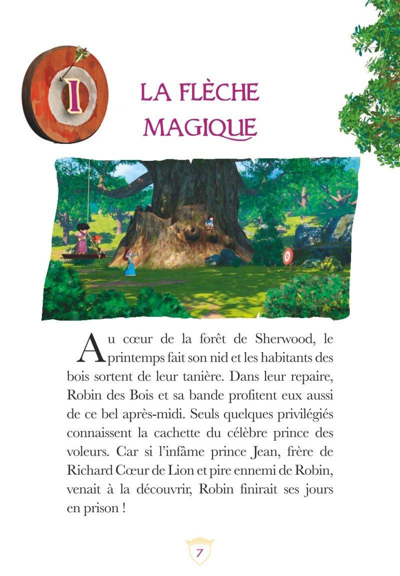 La Fl/èche magique