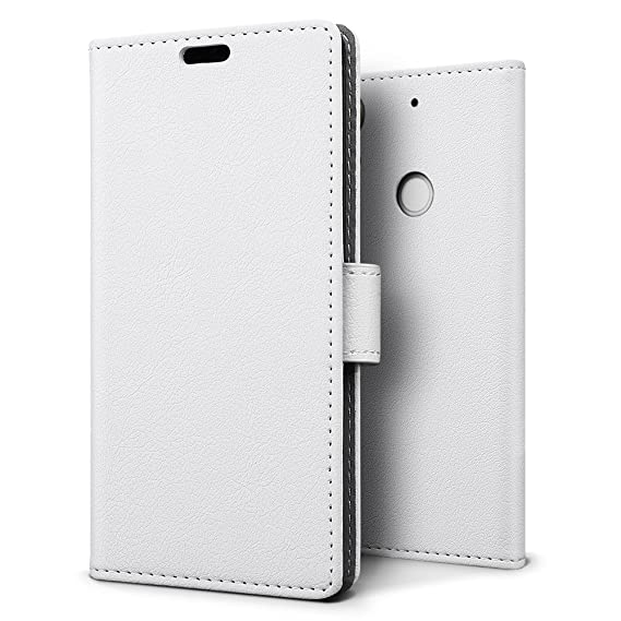 save off 52907 928e1 HTC Desire 10 Pro Case - SLEO Luxury Slim PU Leather Flip Protective  Magnetic Wallet Cover Case for HTC Desire 10 Pro with Card Slot and Stand  Feature ...