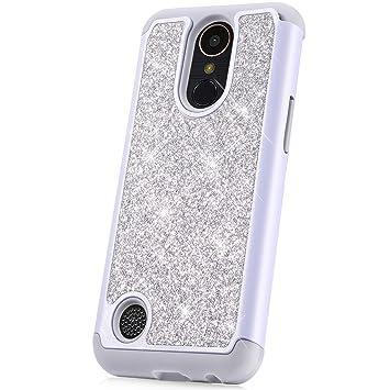 PHEZEN - Carcasa para LG K20 V/LG K20 Plus/LG Harmony/LG K10 ...