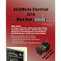 SolidWorks Electrical 2019 Black Book (Colored)