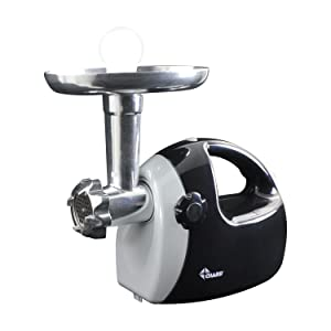 Chard FG500, 5 Electric Food Grinder, Silver/Black, 400 watts