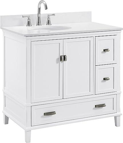 Dorel Living Otum 36 Bathroom Vanity