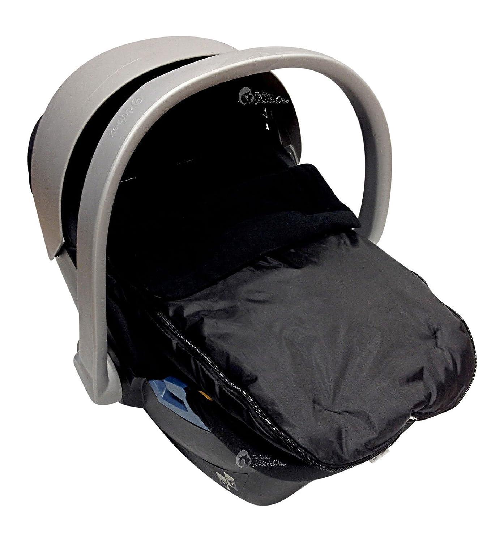Asiento de coche para saco/Cosy Toes Compatible con Mamas y Papas negro For-Your-Little-One