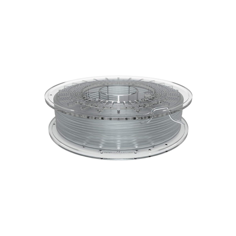 1 lb Transparent Recreus Filaflex Recreus FTRA300500US FILAFLEX/ 285 mm 3D Printing Filament 500 g