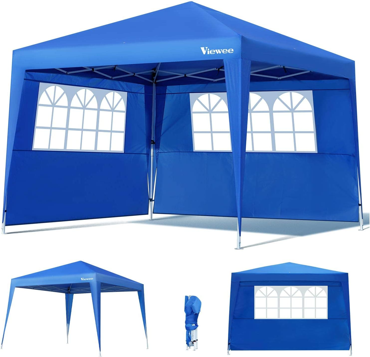 Cenador Pop-Up Plegable 2,5 x 2,5