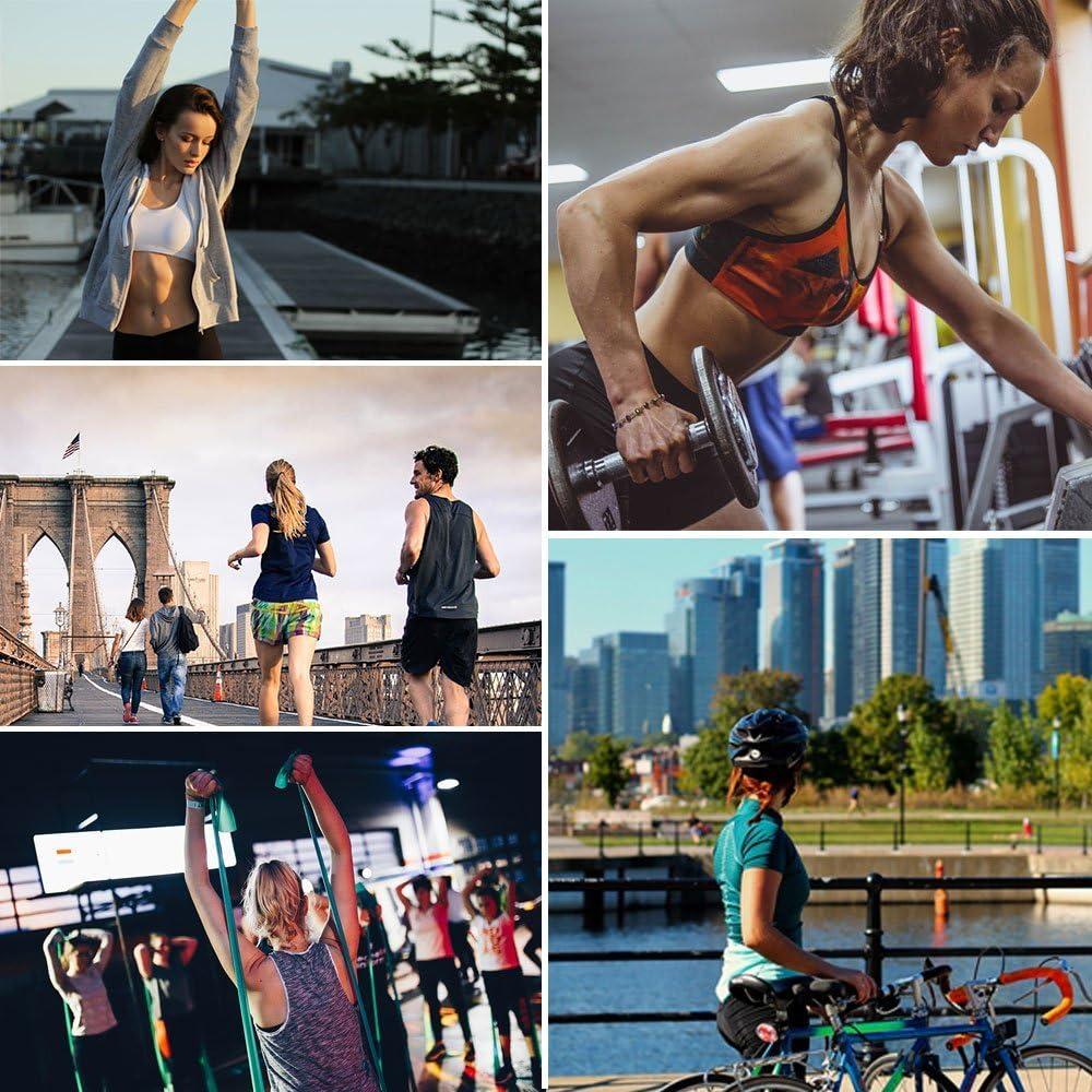 JACKSHIBO De Las Mujeres Zapatillas de Deporte, Zapatos Tenis de Atletismo atlética de Las Zapatillas de Deporte del Amortiguador de Aire cómodo Gimnasio 8,5 M de EE.UU. Mujeres Negro Blanco: Amazon.es: Zapatos