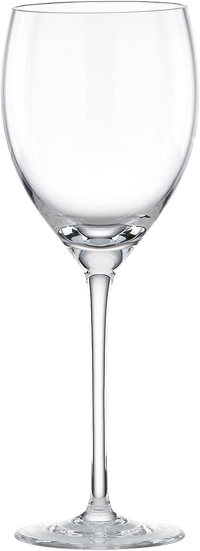 Lenox Timeless Platinum Signature Crystal Goblet