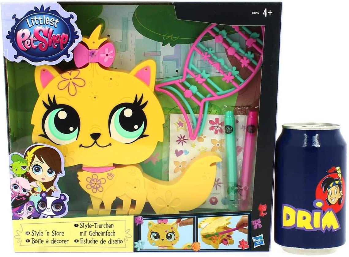 Amazon.es: Littlest pet shop Deco Pets: Juguetes y juegos