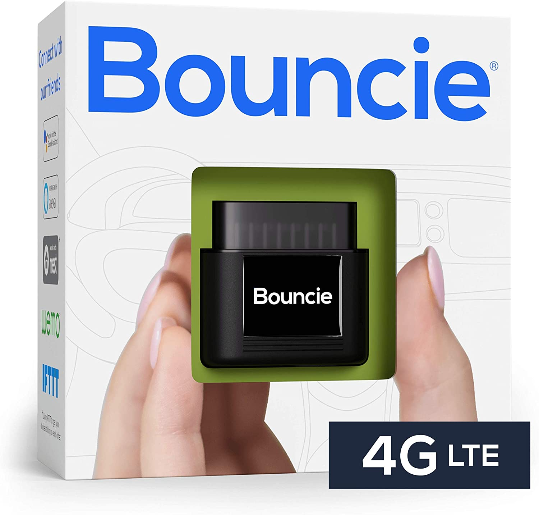 Bouncie GPS Car Tracker