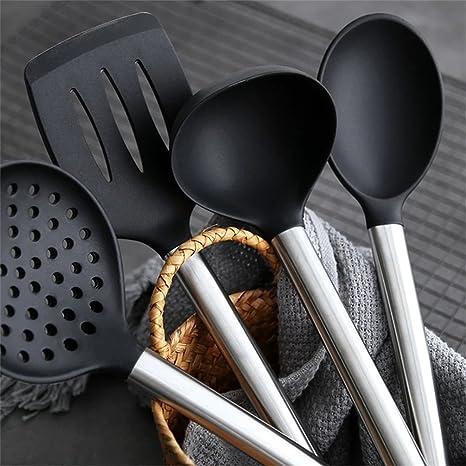 Silicona Cocinar utensilios de cocina - se puede lavar en ...