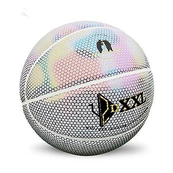 YOCC Luminous Basketball Colorful Boom & Street Cool Show Rainbow ...