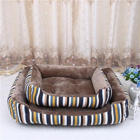LA VIE - Sofá Cama para Mascotas, Suave y Acogedor, Cama para Perro,
