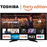 Toshiba 55LF621C19 55-inch 4K Ultra HD Smart LED TV with HDR - Fire TV Edition