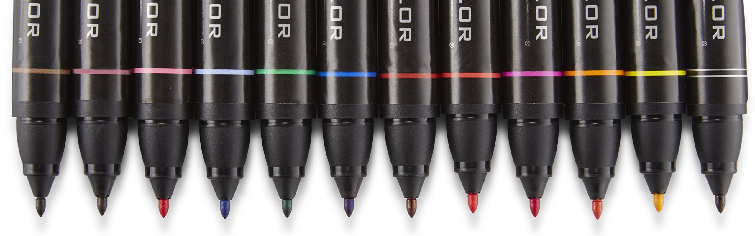 Prismacolor Premier Double-Ended Art Markers, Fine and Chisel Tip, 48-Count by Prismacolor (Image #11)