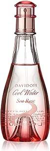 Davidoff Cool Water Sea Rose Caribbean Summer Edition Eau de Toilette 100 ml (3614224488314)