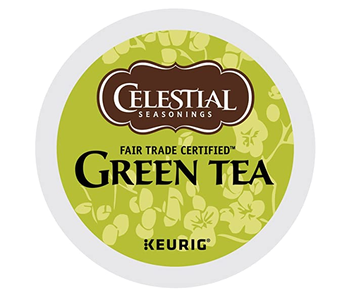 Top 8 Recommended Green Tea Pods For Keurig
