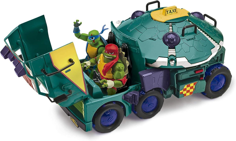 Ninja Turtles - Tortugas Ninja Tanque Ninja para Combatir Las batallas con 10 Funciones de Juego