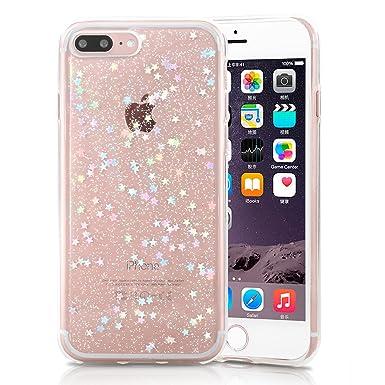 clear glitter iphone 8 case