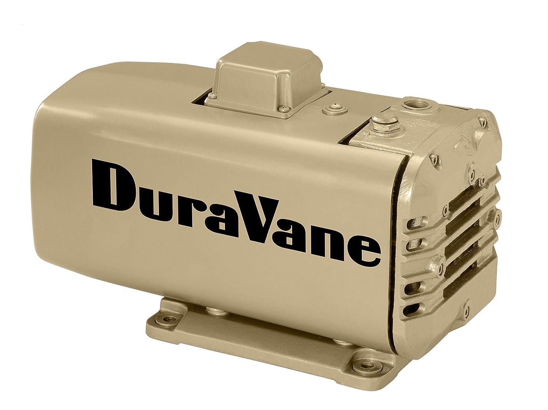 19 Acfm 1.25Hp - Oil Lubricated Rotary Vane Vacuum Pump Dekker Vacuum Technologies Inc