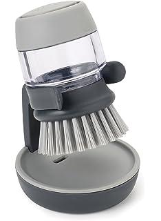Addis Dustpan & Stiff Brush Metallic Delivery Is Free dray Gray