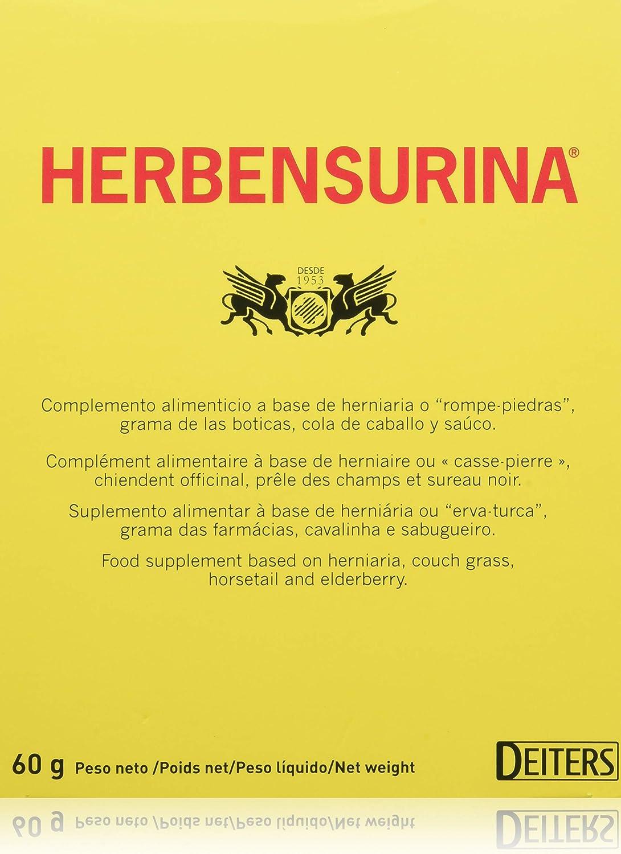 DEITERS - HERBENSURINA CA 40 SOBR