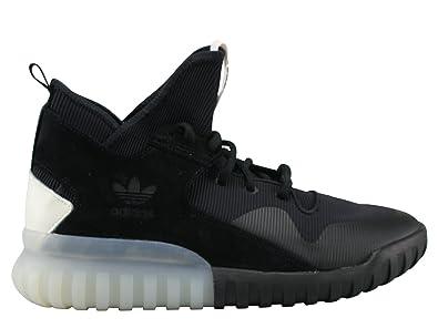 buy online fa749 f32dc Amazon.com   adidas Originals Tubular X Mens Hi Top Trainers Sneakers Shoes    Fashion Sneakers