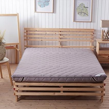 Amazon Com Dhwj Thickened Tatami Mattress Student Dormitory Mat