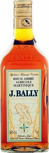 Ron J.Bally Ambre 45% 70 cl: Amazon.es: Alimentación y ...