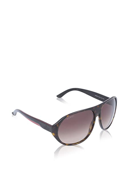 Amazon.com: Gucci 1025/S – Gafas de sol 0ipw la Habana 60 MM ...