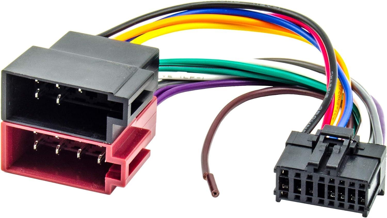 Autoradio Ersatzkabel Adapter Für Pioneer Deh Modelle Elektronik