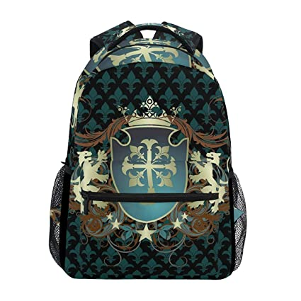 Amazon com: CANCAKA Heraldic Design from Middle Ages Coat of