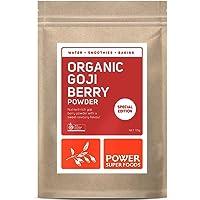 Power Super Foods Organic Goji Berry Powder 125 g