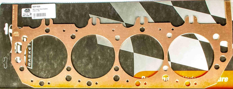 BBC Copper Head Gaskets 4.380 x .051 SCE Gaskets P13385