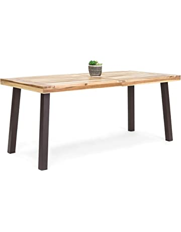 Amazon Com Dining Tables Patio Lawn Garden