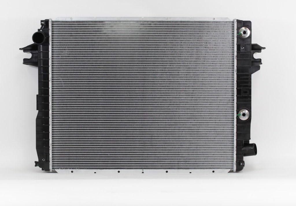 Radiator - Cooling Direct For/Fit 13490 13-16 RAM 2500 3500 6.7L Diesel (PRIMARY-Radiator) Plastic Tank Aluminum Core