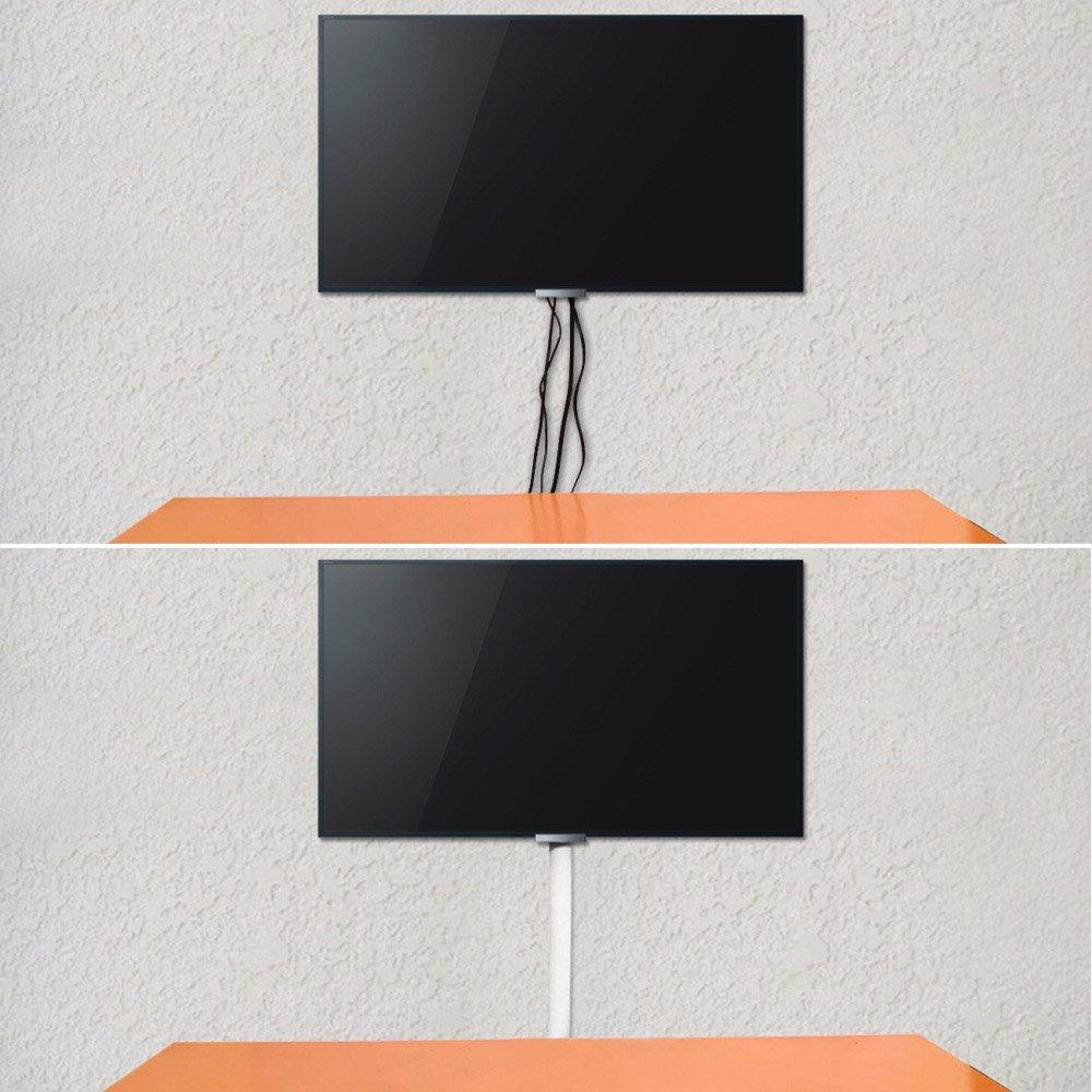 Amazon.com : Cable Management Sleeve - Computer Cord Organizer ...