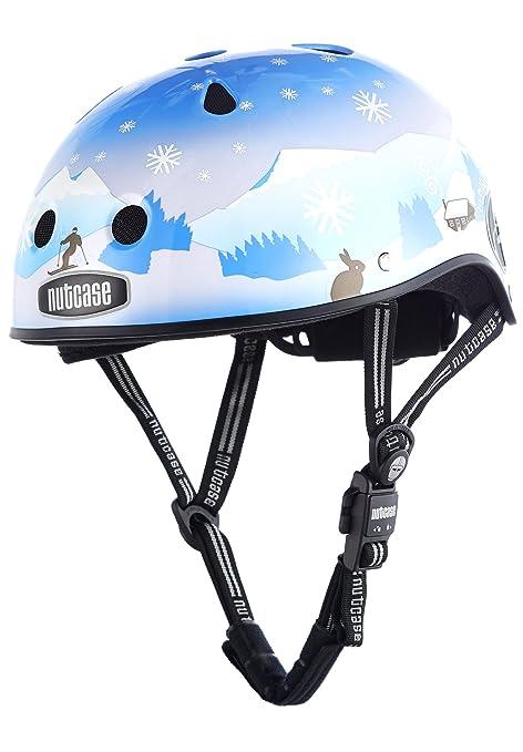 nutcase bambini  Nutcase Bambini Casco Snow And Bike (Magnet) - Little Nutty, Winter ...