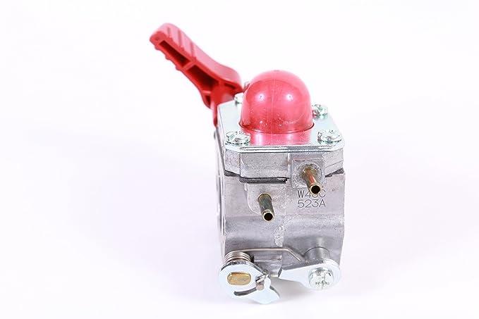 Amazon.com: Craftsman 545081857 soplador carburador: Jardín ...