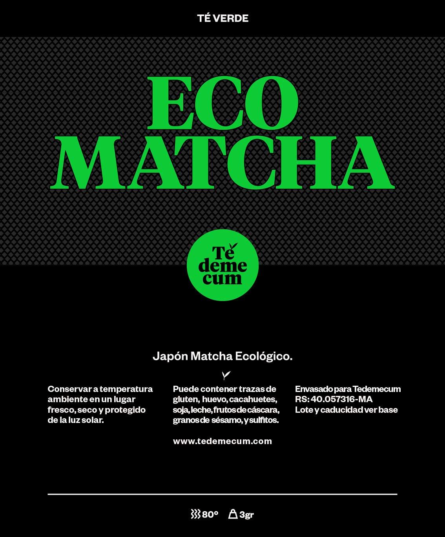 TE MATCHA ECO Gourmet 100gr. Té verde Japón Matcha ecológico.: Amazon.es: Alimentación y bebidas