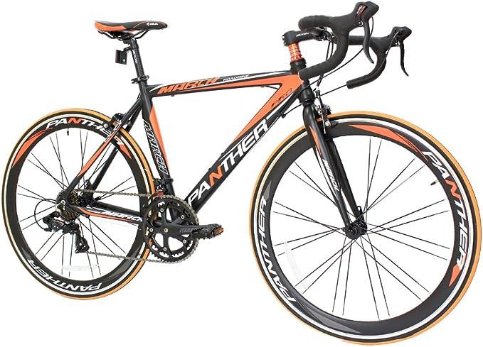 Panther - Bicicleta de Carretera con Marco de Aluminio (14 ...