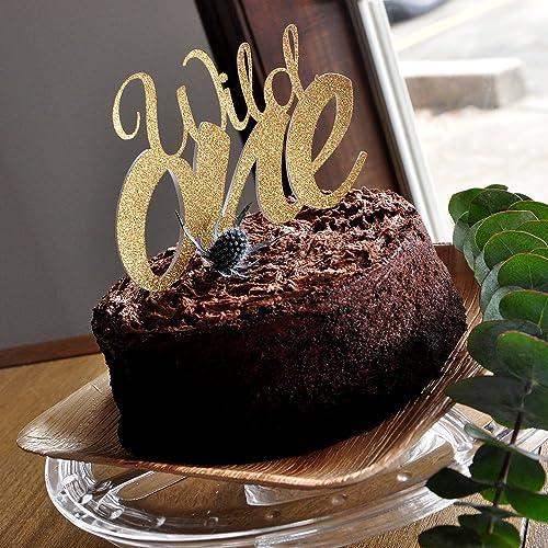 Amazoncom Wild One Cake Topper for Tribal Party Wild One
