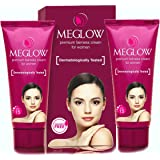 Meglow Premium Fairness Cream 50gm For Women (Pack Of 2)