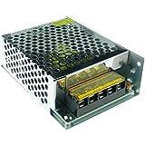 QUANS 110V to 12V DC 5A 60W Universal Regulated Switching Power Supply LED Lighting Strip CCTV
